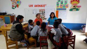 Acompañamiento del Núcleo Distrital a escuelas_Canchaque (2)