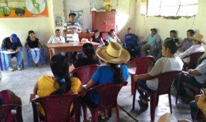 Asamblea General 1era 2019 Comunidad Campesina San Juan de Guayaquiles - Amilcar Presidente 100319 (18)