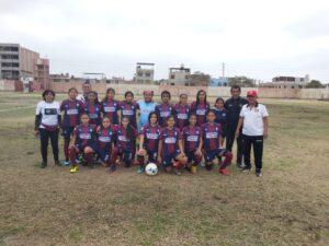 Etapa regional Sub 14 Futbol Femenino define EDEIBAR - Cajamarca 19112019 (2)
