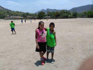 Formando ciudadanos con el deporte niño y niña de Maray - SCM 01012020